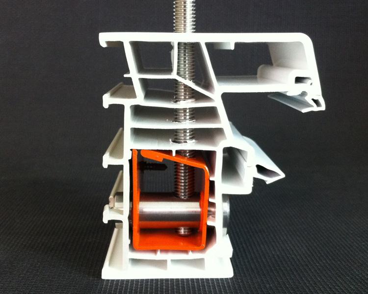 flyfix Rahmenprofil